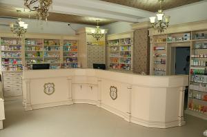 amenajare farmacie, mobilier farmacie