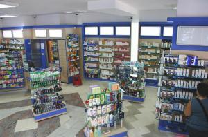 Аптечно обзавеждане и оборудване